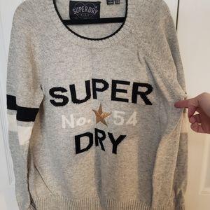 Super Dry Sweater
